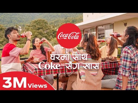 Download Coca-Cola Nepal TVC 2021 - Together Tastes Better