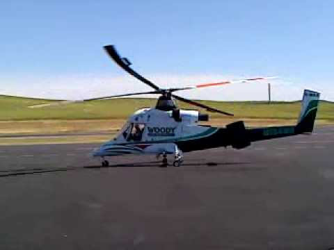 Watch on 6 rotor helicopter