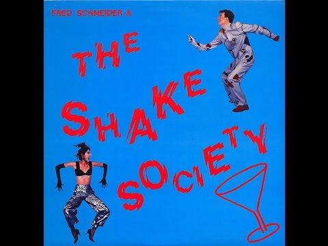 [Full Album] Fred Schneider & The Shake Society (1984)