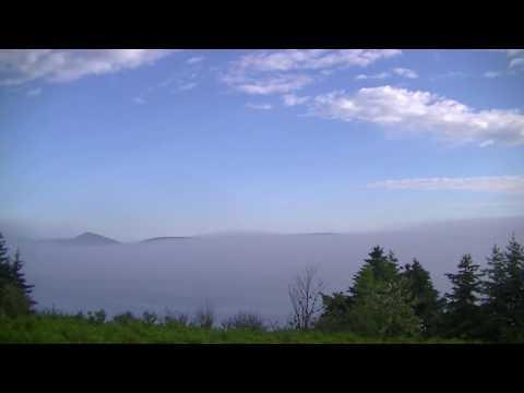 Smelt Brook Fog + Mid Clouds 20160623