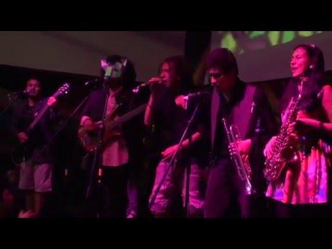 La Brújula-Que viva la música (en vivo)