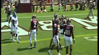 Johnny Manziel taunting Rice gets benched