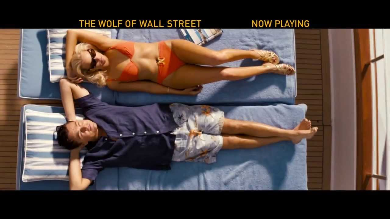 The Wolf of Wall Street - Invincible Spot