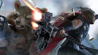 Vingadores 3: Guerra Infinita - Bastidores Dia #1 [Robert Downey Jr, Chris Pratt, Tom Holland]