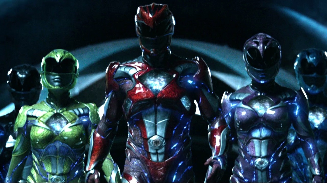 Image result for Power Rangers (2017)