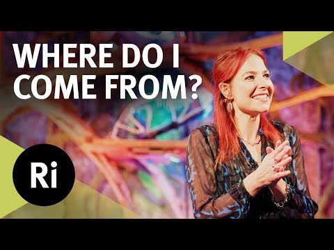 Christmas Lectures 2018: Where Do I Come From? - Alice Roberts and Aoife McLysaght