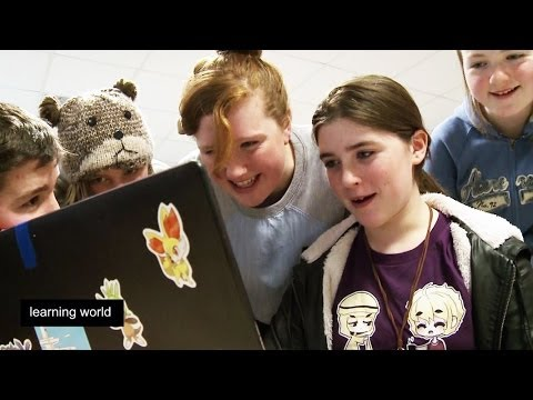 Ireland: Young Learners Code the Future (Learning World, S4E26, 2/3)