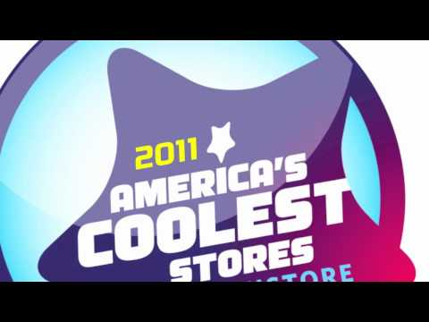 "David Squires Congratulates ""America's Coolest Stores"""