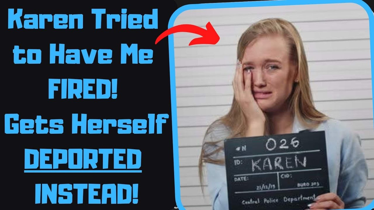 """r/EntitledPeople - Karen Accuses Me of """"Stealing"""" From Her! Worst Mistake EVER."""