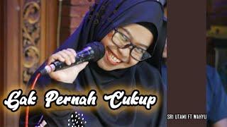 Download Gak Pernah Cukup Cover Dangdut Koplo Terbaru 2021 | Voc. Utami ft Wahyu