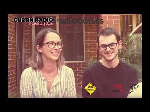 The Uni Goonies talk to Curtin Radio FM 100.1