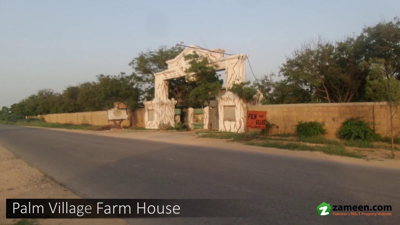 120 Sq. Yd. RESIDENTIAL PLOT AVAILABLE FOR SALE IN SAFARI PALM ... for Palm Village Farmhouse Karachi  59nar