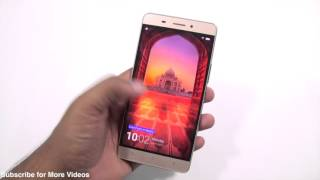 Gionee Marathon M5 Unboxing & Hands on Review