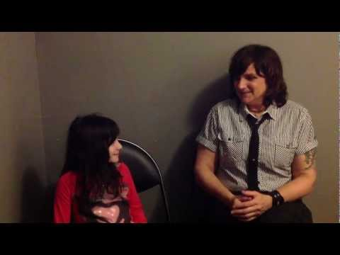 Hannah interviews Amy Ray of the Indigo Girls