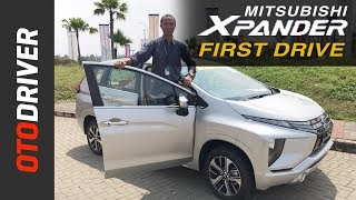 Mitsubishi Xpander 2017 Indonesia | First Drive | OtoDriver