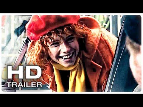 ДУМАЮ, КАК ВСЁ ЗАКОНЧИТЬ Русский Трейлер #1 (2020) Джесси Племонс Netflix Movie HD