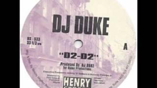 DJ Duke - D2-D2 (1996) - pt.1 -
