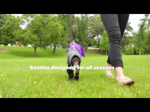 Warm and Protective Dog Booties | DogCoats.com