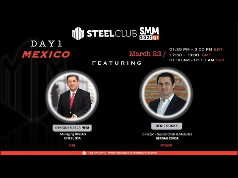 Mexican Iron and Steel Market Q1 2021