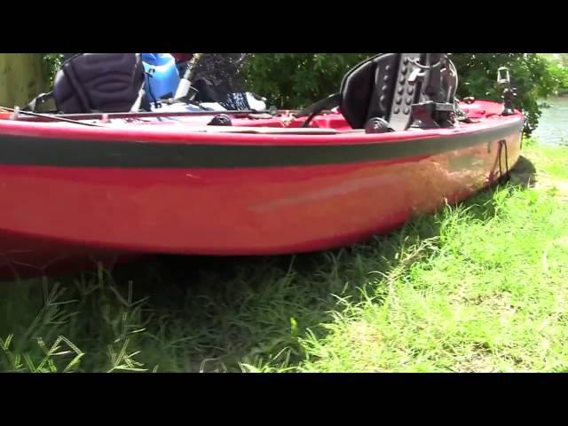 Diablo PaddleSports, The Adios Kayak, Quick review