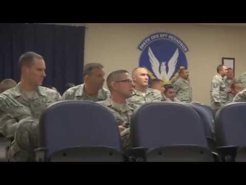 First Sergeants Symposium