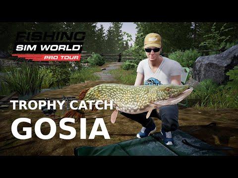 Fishing Sim World Trophy Catch  |  Gosia from Jezioro Bestii |