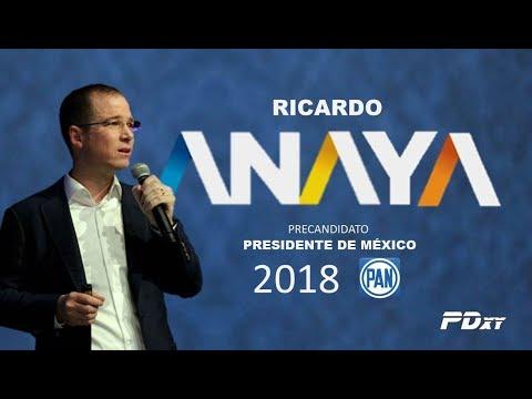 RICARDO ANAYA / PAN / SPOT RADIO