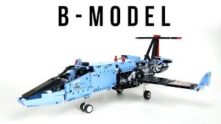 Лего Технік 42066-Б приватний літак | демо