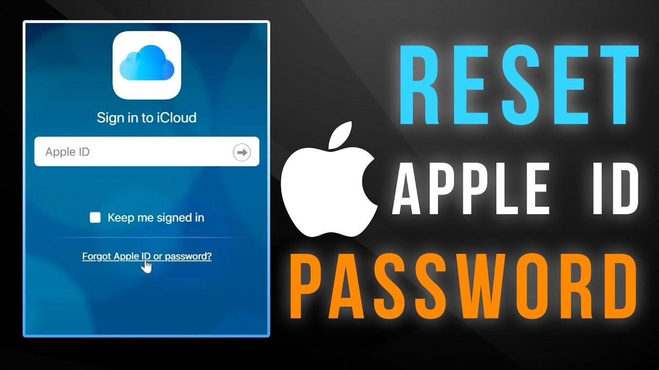 appleid apple com Reset Password | Forgot Apple ID Password 2018 | Apple ID