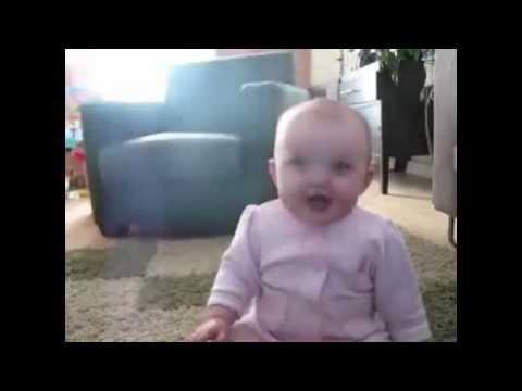 Babies Laughing At Dog Eating Popcorn Compilation Remix