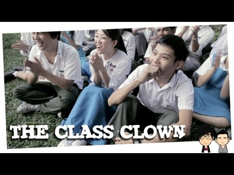 The Class Clown - JinnyBoyTV