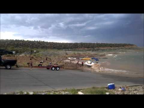Lake Roosevelt Monsoon 2015