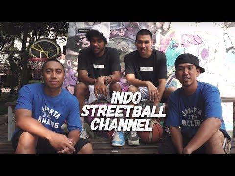 [2 vs 2] Indo Streetball VS Rayi Putra & Teddy Adhitya