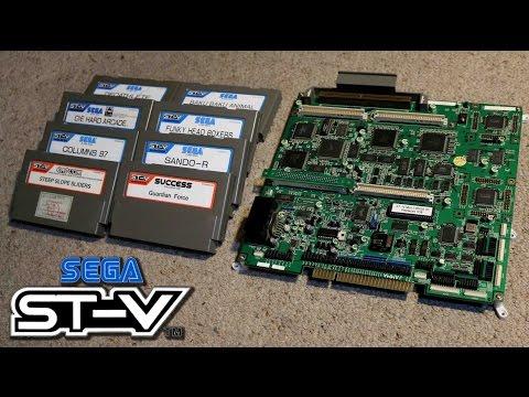 ProPlanty Plays! - 8 Sega ST-V Arcade Games!