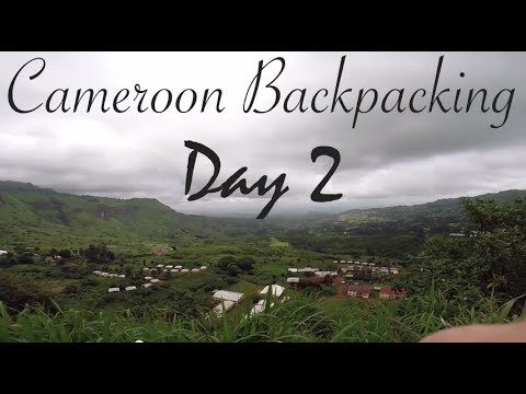 Cameroon Backpacking - Day 2