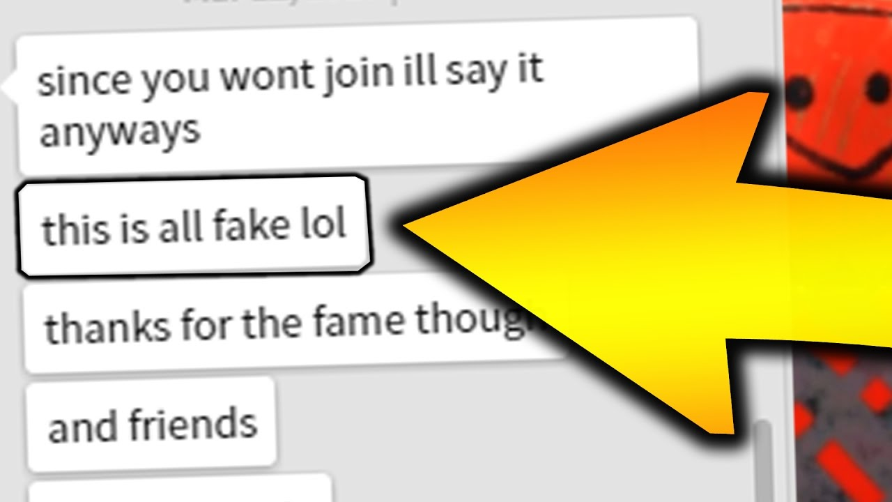 ROBLOX HACKERS ARE SCAMMING PLAYERS! (TheC0mmunity is FAKE ...