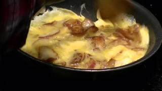 Easy Breakfast Tacos Potatoe And Egg.  Yummy!