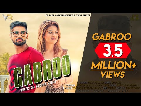 RAJU PUNJABI | GABROO FULL HD VIDEO | SURENDAR KALA | NEW HARYANVI SONG 2018 | VR BROS ENTERTAINMENT