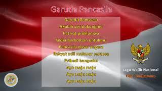 Garuda Pancasila - LAGU WAJIB NASIONAL