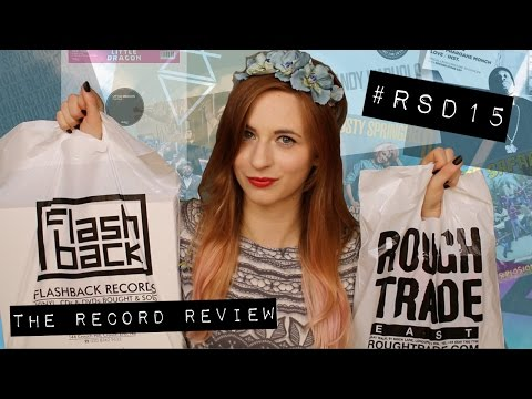 Record Store Day 2015 EPIC Haul #RSD15 (The Record Review)