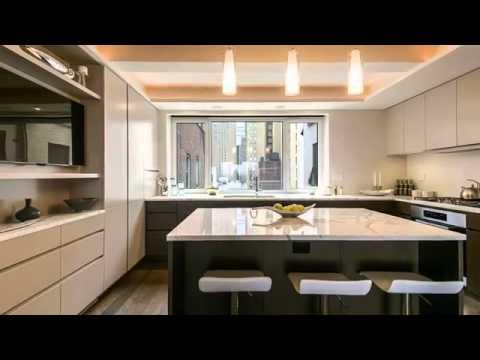 Дизайн большой кухни Москва косметический под ключ йул15