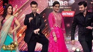 Sonam Kapoor, Fawad Khan – Jhalak Dikhhla Jaa 7 - 5th Sept 2014 Full Episode