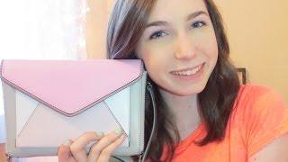 What's in my purse?? Rebecca Minkoff Marlowe Mini Handbag 2014 Thumbnail