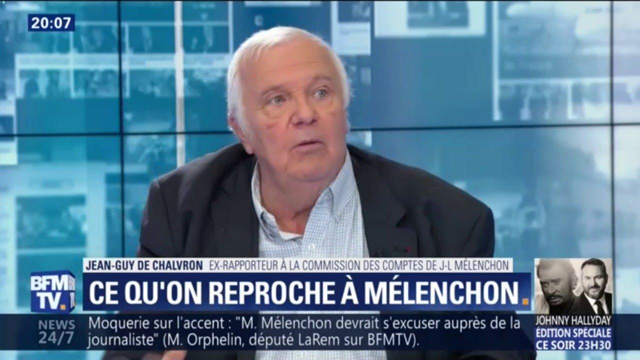 L'ex-rapporteur à la commission des comptes détaille les anomalies reprochées à Jean-Luc Mélenc