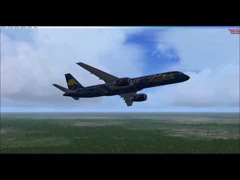 Guyana to Bolivia