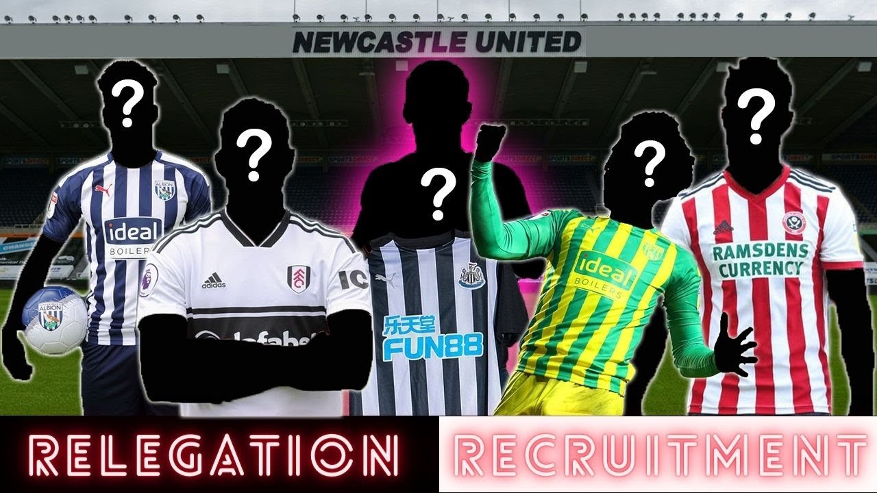 Transfer targets for Newcastle United | Who's good enough for the Premier League?