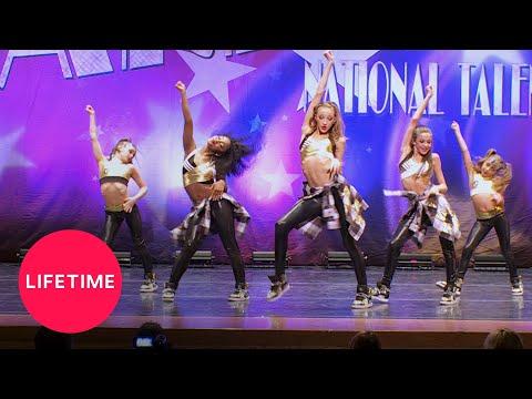 "Dance Moms: Broadway Dance Academy Group Dance ""D-Town"" (Season 5) | Lifetime"
