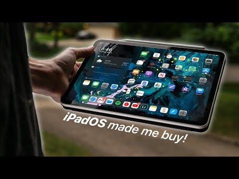 Why iPadOS Made me Buy an iPad Pro (2019)