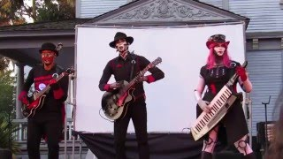 Repeat youtube video Steam Powered Giraffe Wild West Steamfest 2016- Intro+Fancy shoes