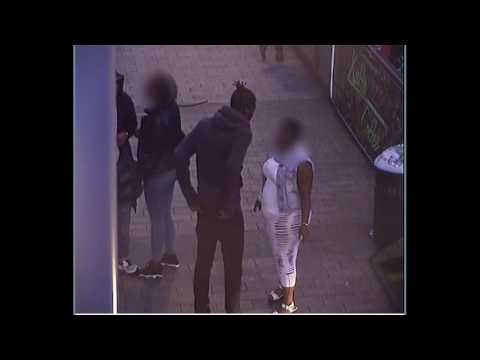 Dalston stabbing: Police release CCTV of attack